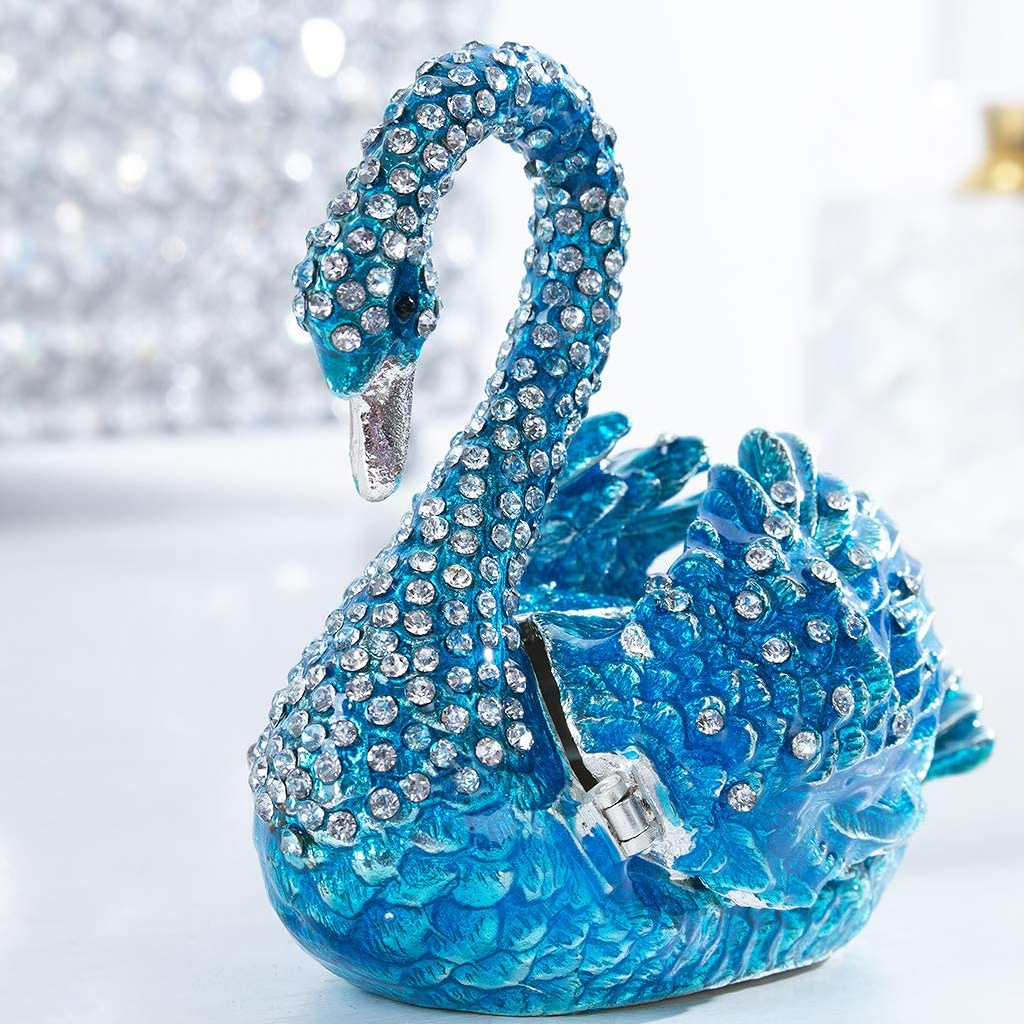 most-beautiful-handmade-jewellerybox-with-swan-design