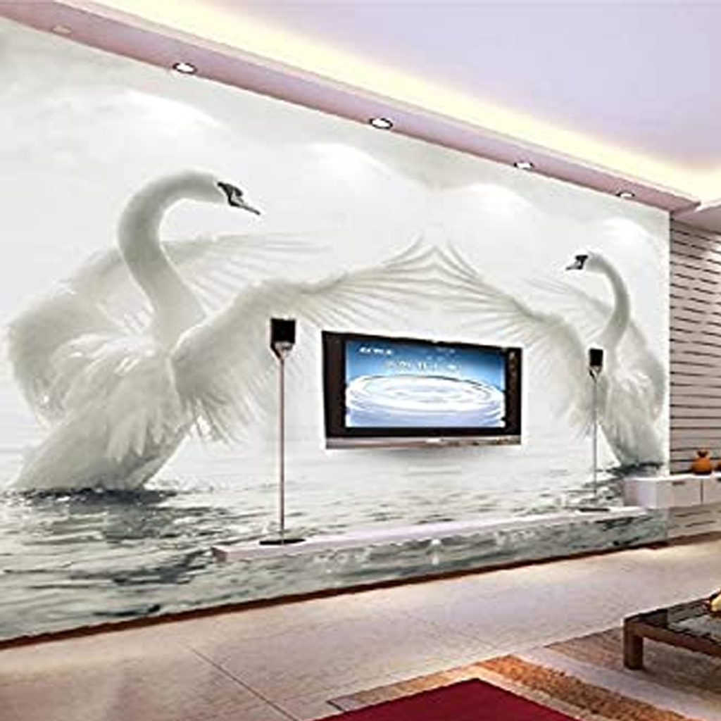 6-fancy-swan-living-room-decor